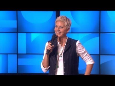Ellen Answers Audience Questions