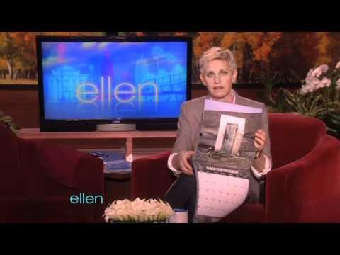 Ellen Found the Funniest Calendars