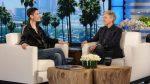 Ellen Meets Trailblazing Actor Asia Kate Dillon