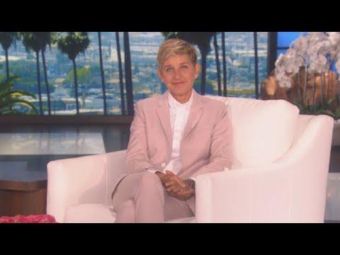 Ellen Sends Her Love to Texas