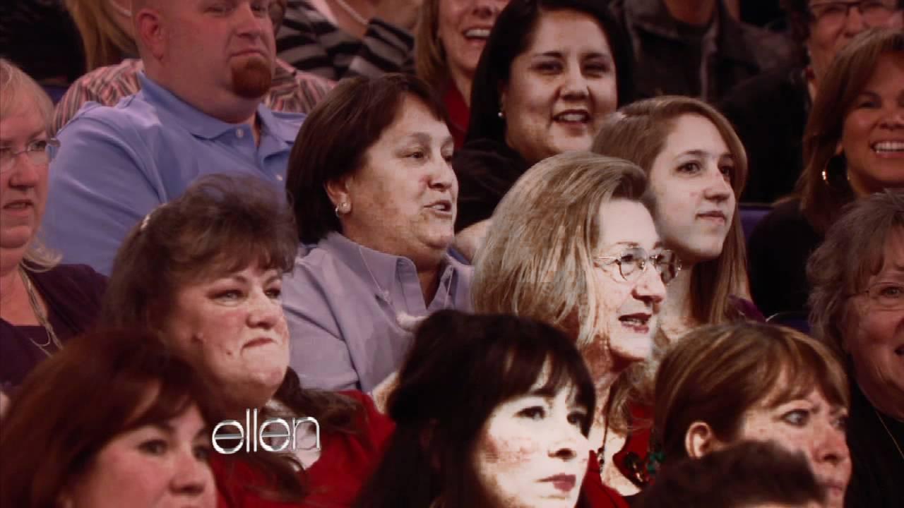 Ellen's Been on Your Facebook!