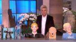 Ellen's Birthday Busts