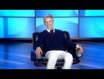 Ellen's Chair Made a Noise