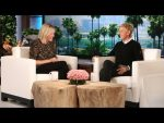 Ellen's Favorite Funny Ladies: Chelsea Handler in the Flesh – Literally!