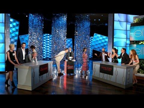 Ellen's Favorite Games: 'Scandal' Secret Showdown