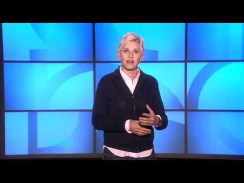 Ellen's Holiday Getaway