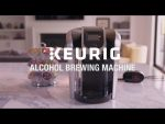 Ellen's Keurig Alcohol Brewing Machine Commercial