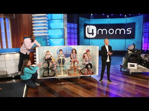 Ellen's Magnificent Mother's Day Giveaways