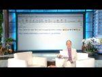 Ellen's Personal Email