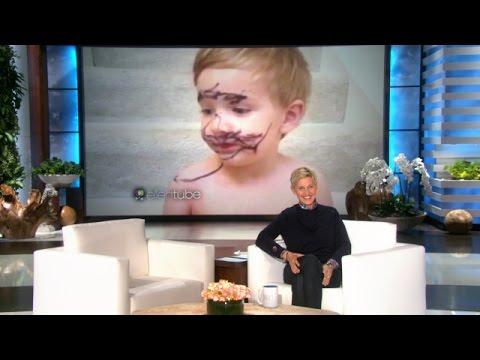 Ellen's Watching Your Videos on ellentube!