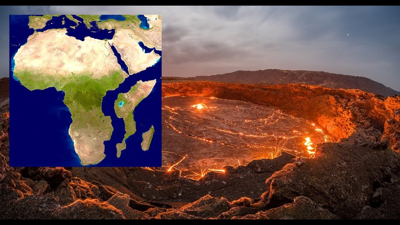 Erta Ale Volcano: Earthquakes Can Reopen the Hell's Gate in Ethiopia