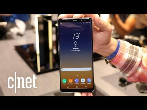 Galaxy Note 8: CNET editors react