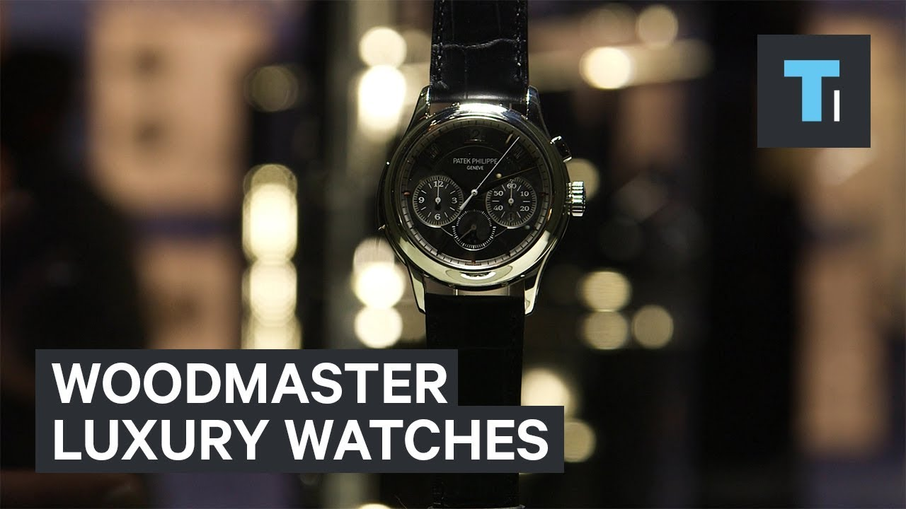 Here's a woodmaster's technique to create a timeless watch