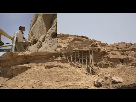 Hieroglyphs with 5,000 years containing cosmic message were discovered in Egypt