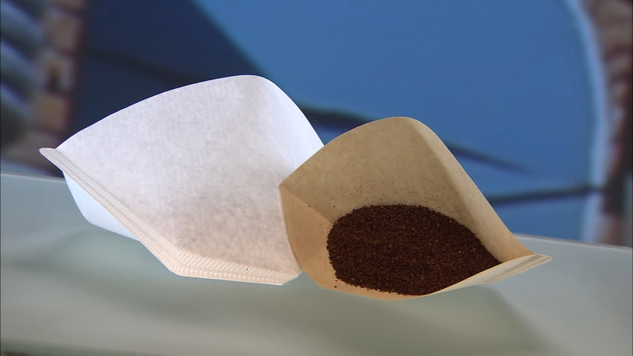 How Coffee Filters Are Made