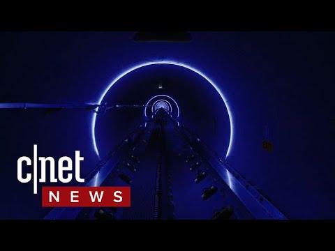 Hyperloop One achieves milestone in new tests
