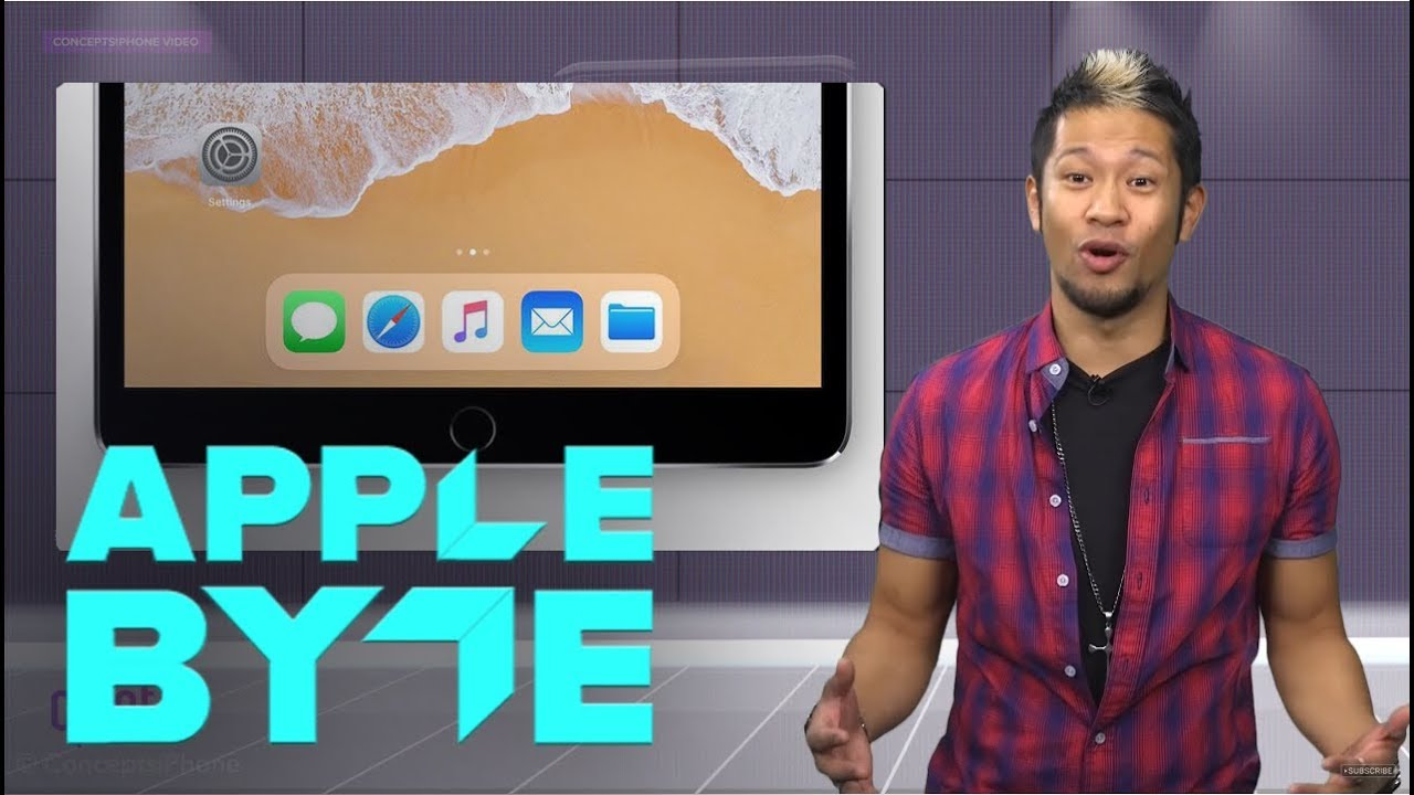 iPhone 8 will have a new software dock and gesture controls (Apple Byte)