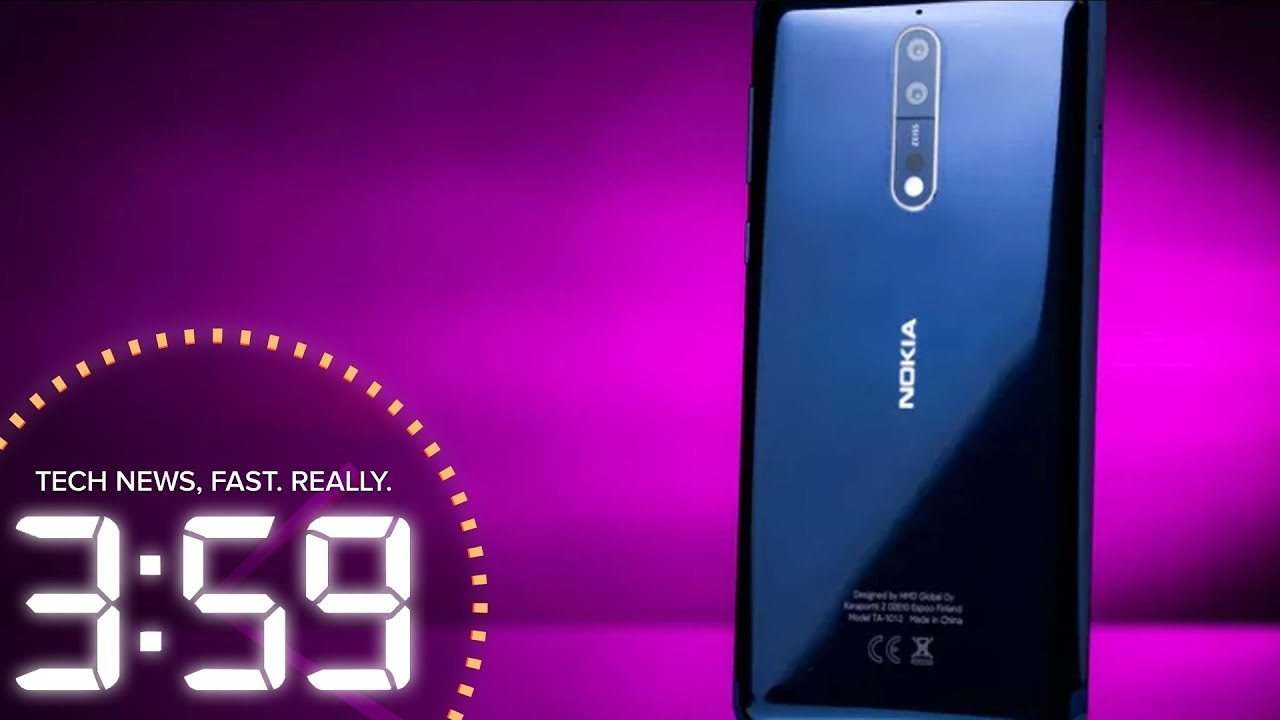 Is the Nokia 8 a worthy flagship phone? (The 3:59, Ep. 269)