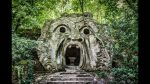 Italy's mysterious medieval garden of monsters