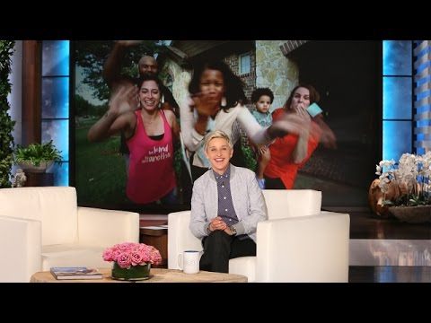 Jeannie, May I… Go See Ellen?!