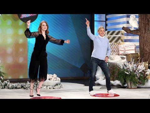 Last Dance with Emma Stone