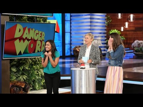 Let's Play 'Danger Word'!