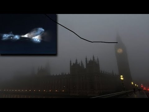 LONDON – Ghost planes are being mass reported! Time Anomaly?