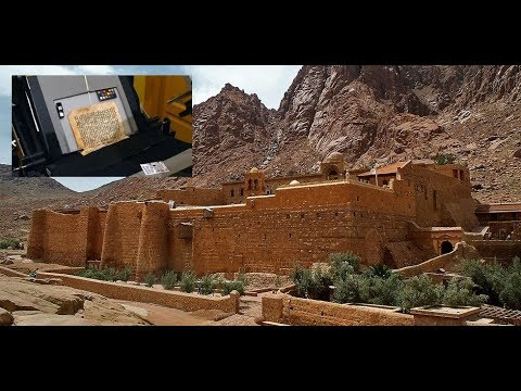 Lost Languages of the Dark Ages Found in Egyptian Monastery