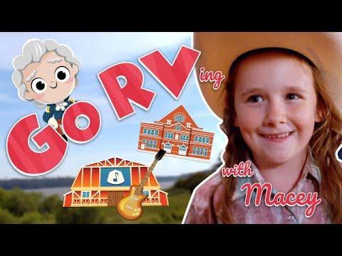 Macey Goes RVing: Nashville