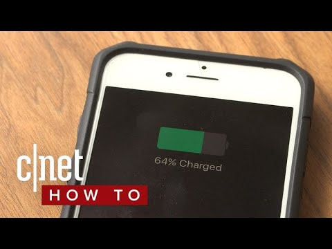 Make your phone's battery last longer when the power goes out (CNET How To)