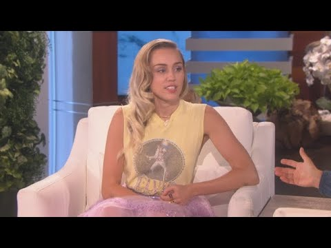 Miley Cyrus Moved To Tears Over Hurricane Harvey