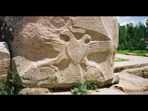 Mystery Of The Ancient Double Headed Eagle Symbol
