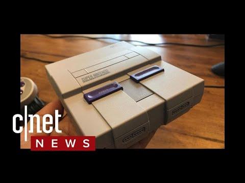 Nintendo's SNES Classic fail