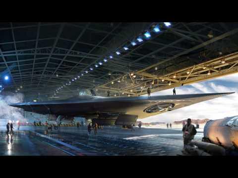 Plane passenger captured glowing TR 3B triangle UFO over Georgia