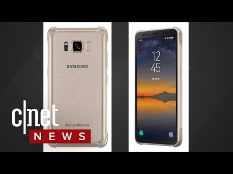 Samsung's S8 Active, Netflix's first ever acquisition (Tech Today)