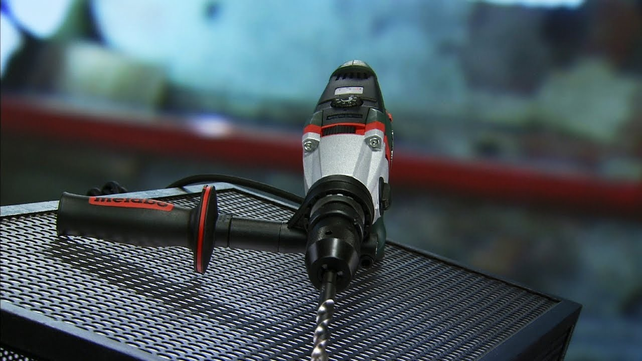 See How Electronic Impact Drills Are Made
