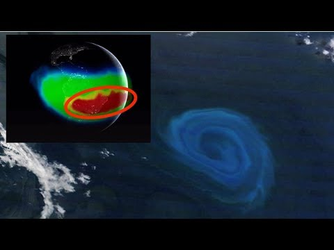 South Atlantic Anomaly: A Portal to The Parallel Universe