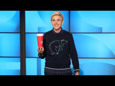 Starbucks Holiday Cup Controversy