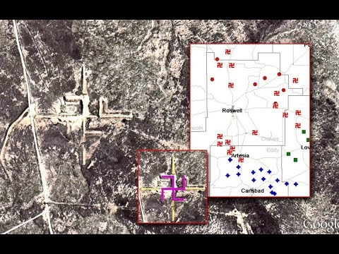 The Forgotten Mysterious Symbol at Roswell