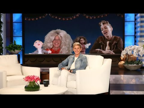 Ellen is 'Younger Now' Thanks To Miley Cyrus