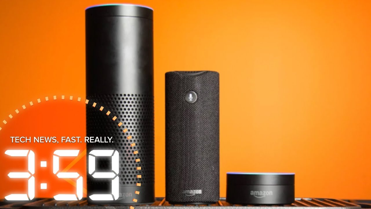 Alexa was everywhere at Europe's biggest tech show (The 3:59, EP. 278)