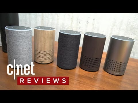 Amazon's new Echo is smaller, more stylish and more affordable