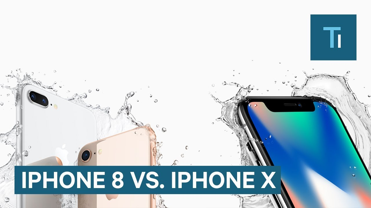 Apple announced an iPhone 8 and iPhone X — here are the most important differences