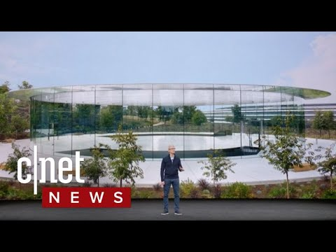 Apple goes green with new Apple Park campus