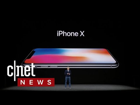 Apple unveils iPhone X with Super Retina Display, FaceID