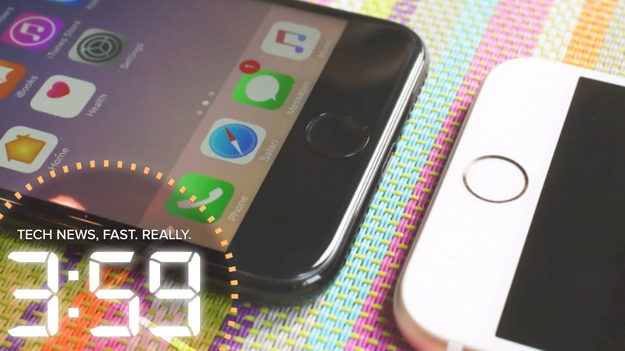 Are you going to miss the iPhone home button? (The 3:59, EP. 280)