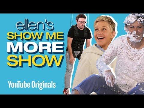 Behind the Scenes: Ellen's Staff Game Rehearsals
