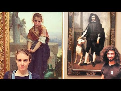 Beyond creepy! 10 people who found their Doppelganger in a museum