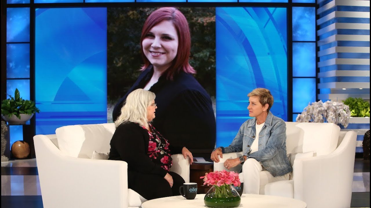 Ellen Chats With Charlottesville Protestor Heather Heyer's Incredible Mom
