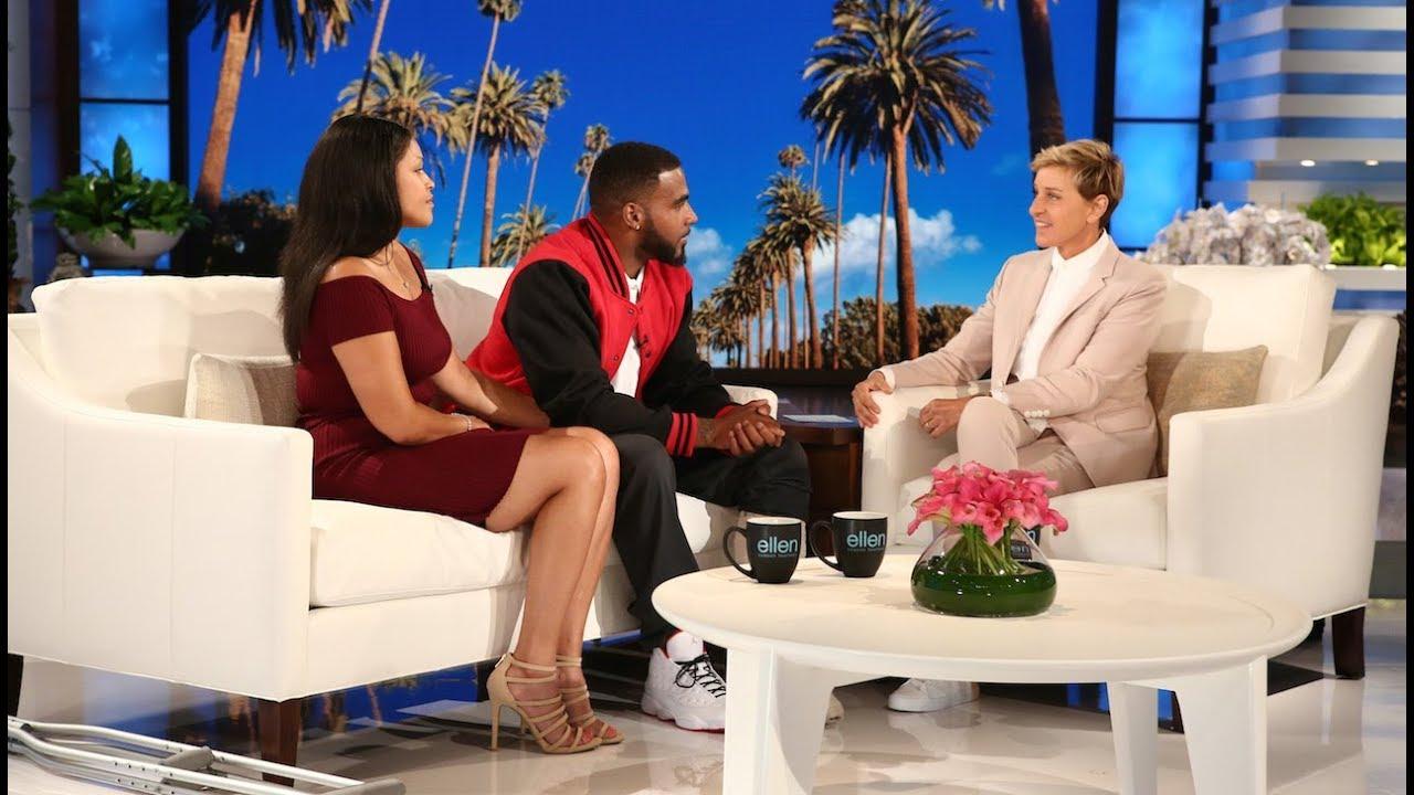 Ellen Chats with Charlottesville Survivors Marissa and Marcus